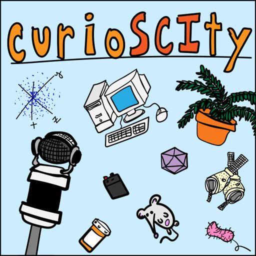 Cover art for podcast Curioscity