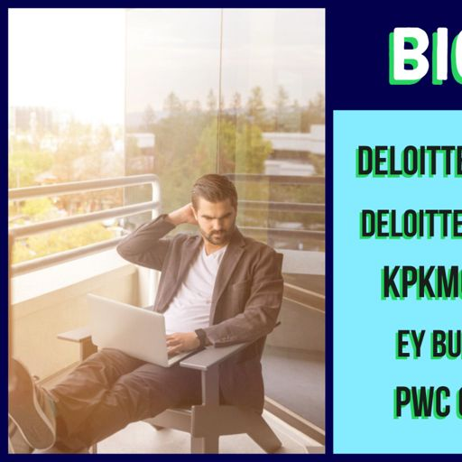 Deloitte & KPMG Win Awards While EY Builds Robots from The