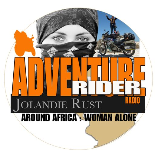 Jo Rust - Around Africa : Woman Alone - Motorcycle Journey