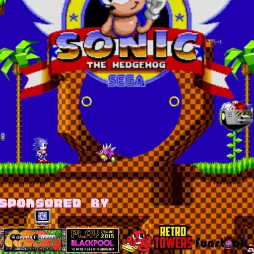 89: Sonic The Hedgehog from Retro Gaming Discussion Show on