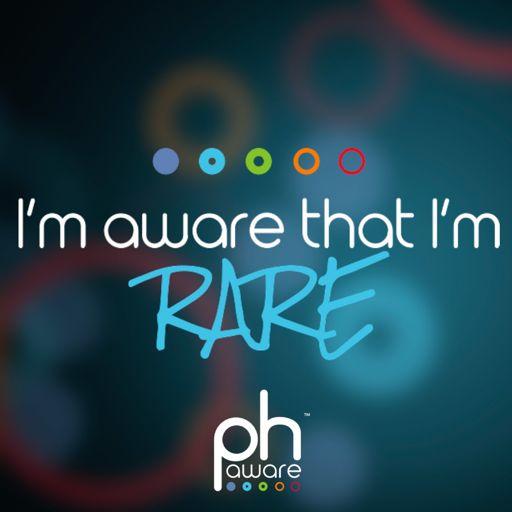 Cover art for podcast I'm Aware That I'm Rare: the phaware® podcast
