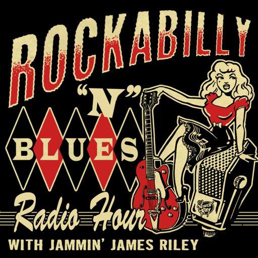 Cover art for podcast Rockabilly & Blues Radio Hour