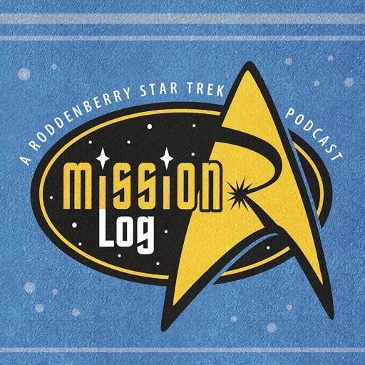 Cover art for podcast Mission Log: A Roddenberry Star Trek Podcast