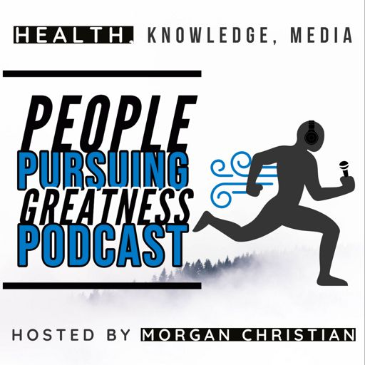 Cover art for podcast Interviews with People Pursuing Greatness