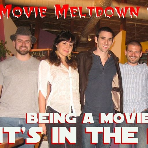 3bab2a43 163: Being a movie geek... Its in the Blood from Movie Meltdown on  RadioPublic