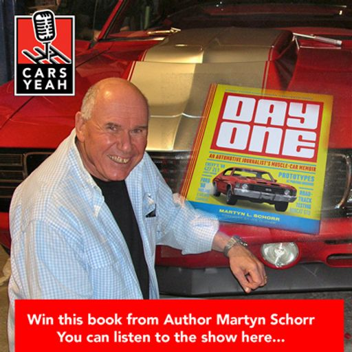 983: Martyn Schorr is the Editor at Car Guy Chronicles from