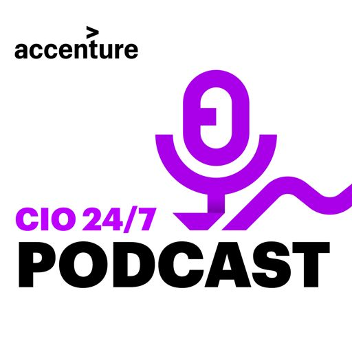 Cover art for podcast Accenture CIO Podcast