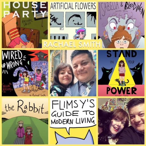 9c5a3a5b089 Episode 889 - Thought Bubble Special w  Rachael Smith! from Comic ...