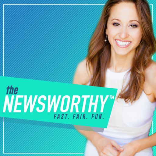 Cover art for podcast the NewsWorthy