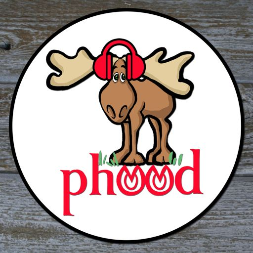 Cover art for podcast the phoodmoose podcast