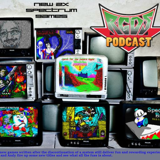 215 - New Zx Spectrum Games from Retro Gaming Discussion