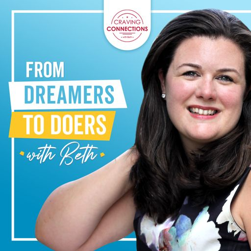Cover art for podcast From Dreamers to Doers Podcast