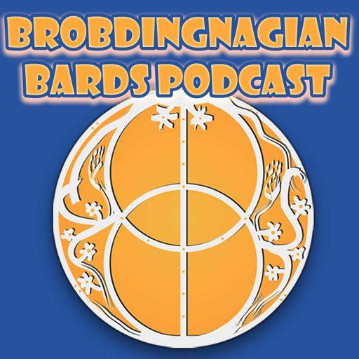 Cover art for podcast Brobdingnagian Bards Podcast