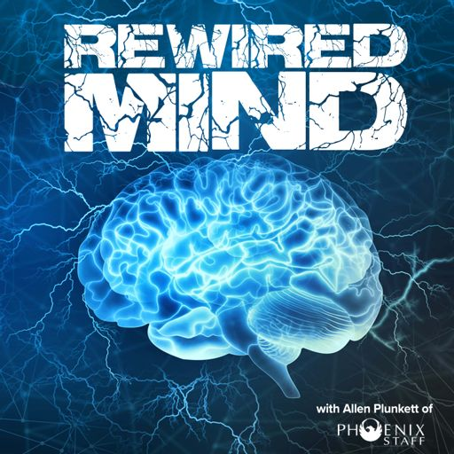 Cover art for podcast Rewired Mind