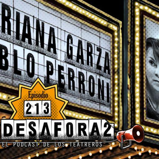 f3eb2f1f92d 213 - La Entrevista (Mariana Garza y Pablo Perroni) from Desafora2 on  RadioPublic