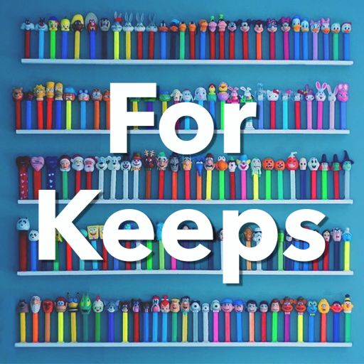 Cover art for podcast For Keeps