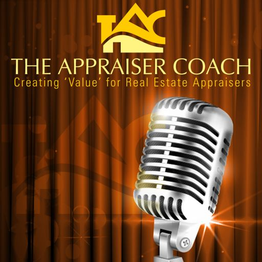 Cover art for podcast The Appraiser Coach Podcast