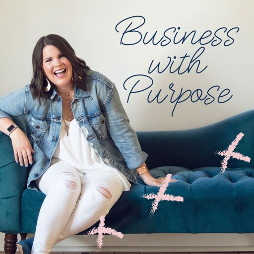 Cover art for podcast Business with Purpose