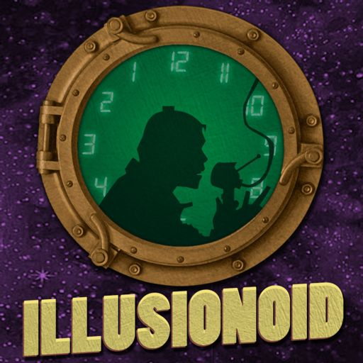 Cover art for podcast ILLUSIONOID
