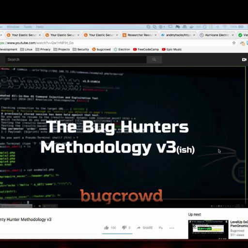Keith Hoodlet: Bug Bounty Hunting - Paul's Security Weekly