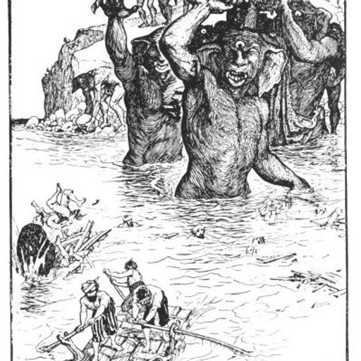 6d679fee3 The Third Voyage Of Sinbad The Sailor from The Folktale Project on  RadioPublic