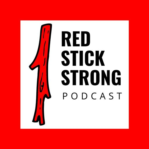 Cover art for podcast Red Stick Strong