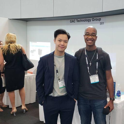 GAC Technology Group CE Week 2018 Interview: Frank Sheu - 432 from