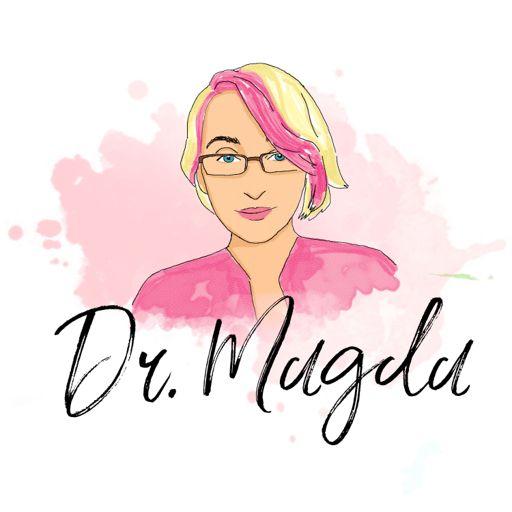 Cover art for podcast Dr. Magda Podcast