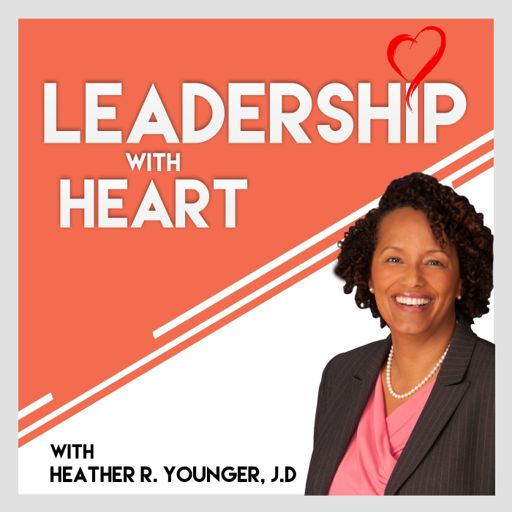 Cover art for podcast Leadership With Heart
