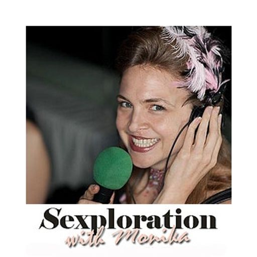 Cover art for podcast Sexploration with Monika