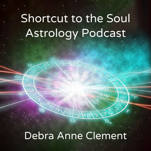 Cover art for podcast Shortcut to the Soul Astrology Podcast