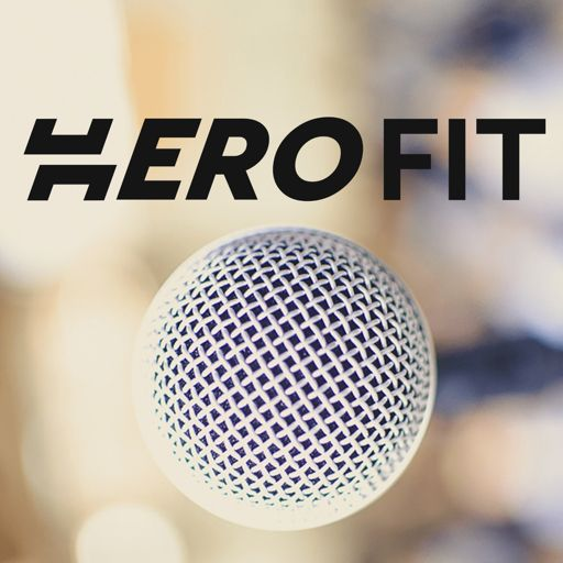 Cover art for podcast HeroFit Podcast