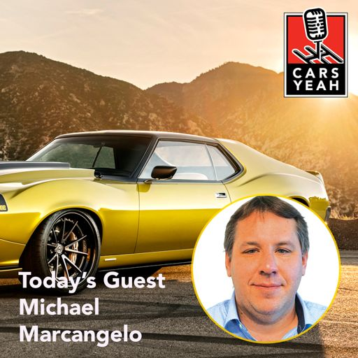 1146: Michael Marcangelo is the Marketing Manager at
