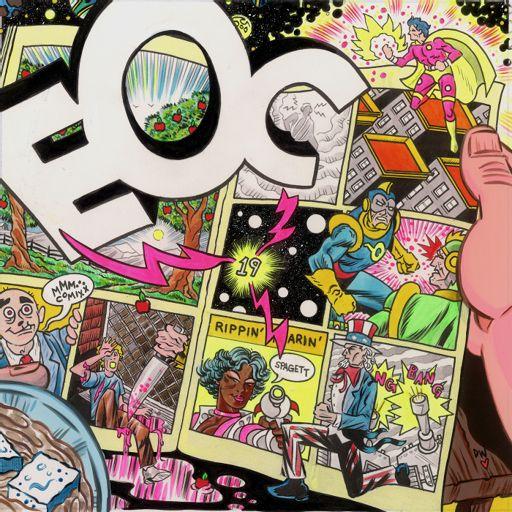 Cover art for podcast 11 O'Clock Comics Podcast