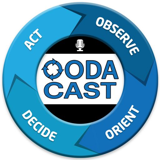 Cover art for podcast OODAcast