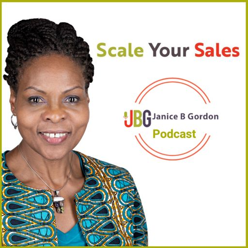 Cover art for podcast Scale Your Sales Podcast