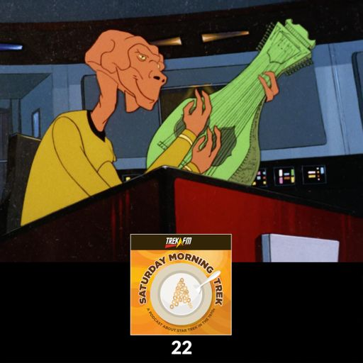 6bdc92d16983 Saturday Morning Trek  A Podcast About Star Trek in the 1970s on ...