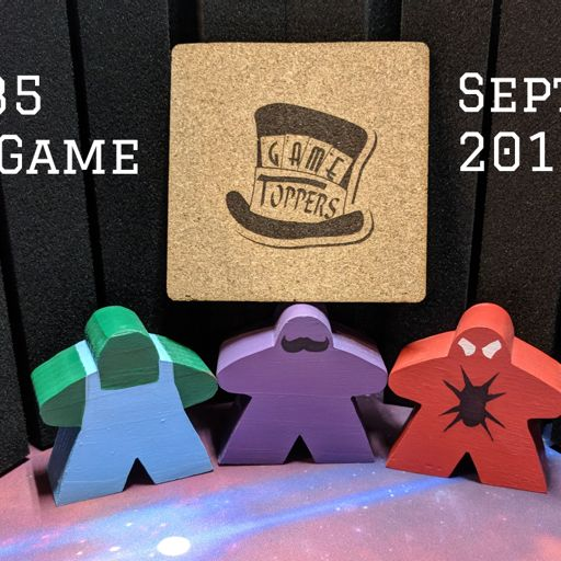 MN 0235 September 2018 Board Game News from Meeple Nation Board Game