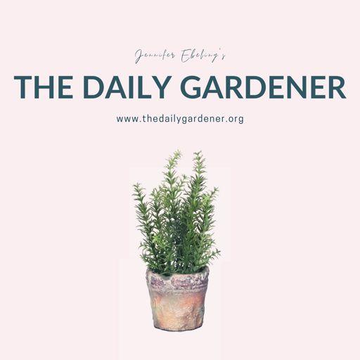 Cover art for podcast The Daily Gardener
