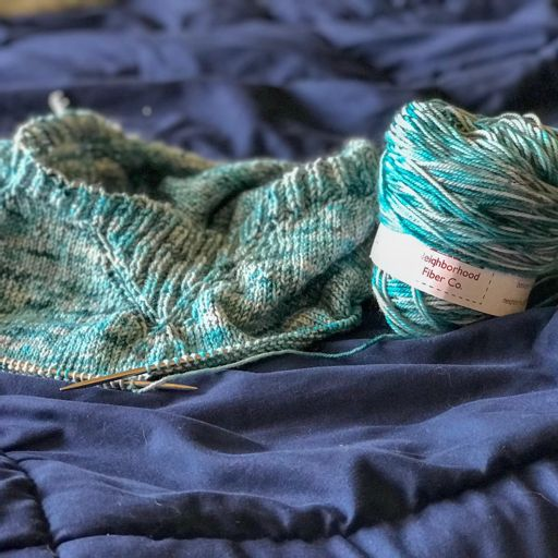 90fe3a39e Intermittant knittin' - Episode 96 - The Knitmore Girls from ...
