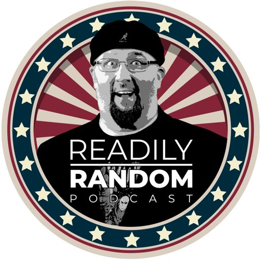 Cover art for podcast Readily Random with Larry Roberts