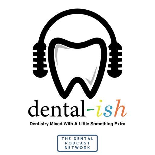 Cover art for podcast dental~ish