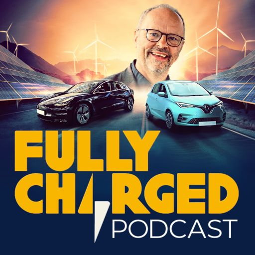 Cover art for podcast The Fully Charged Show Podcast