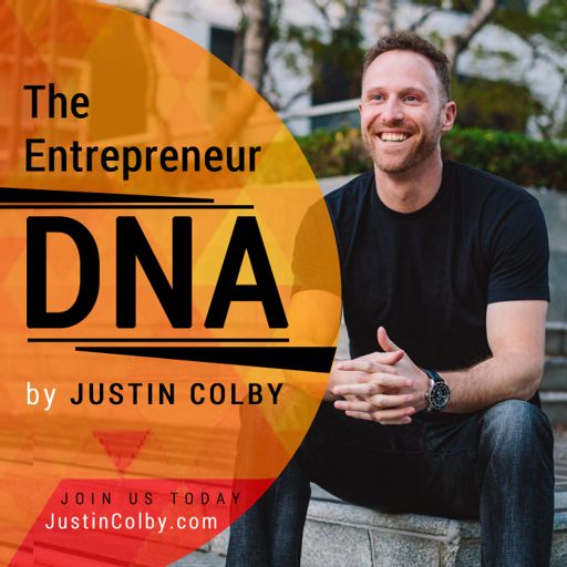Cover art for podcast The Entrepreneur DNA