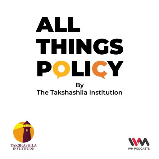 Cover art for podcast All Things Policy