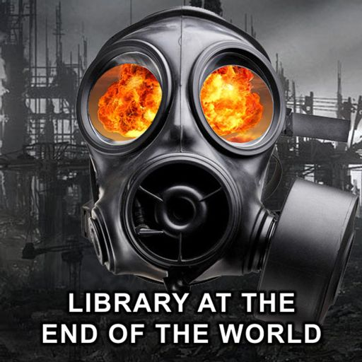Cover art for podcast Library At The End Of The World