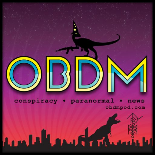 OBDM597 - Roseanne TV Show | DMT Aliens | The Conspiracy