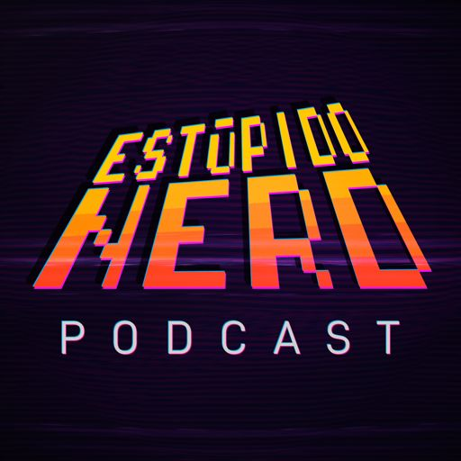 Cover art for podcast Estúpido Nerd