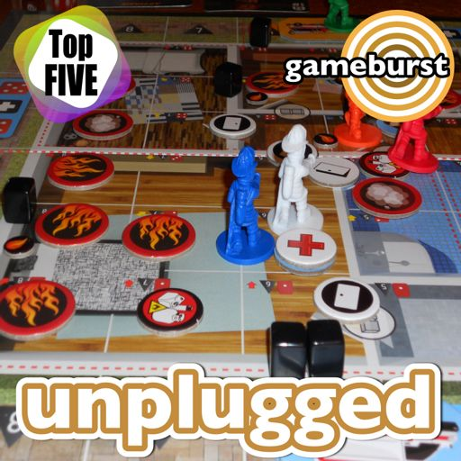 GameBurst Unplugged - Top 5 Co-op Games from GameBurst on RadioPublic