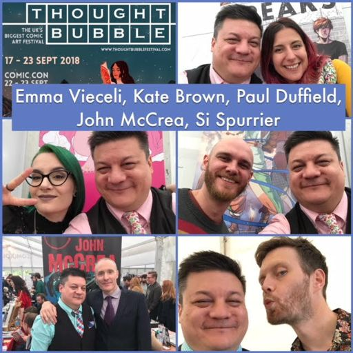 Episode 886 - Thought Bubble Recap w/ Kate Brown/Paul